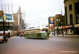 February 15, 1957 photo credit Trolley Dodger.