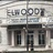 Colorized Photo Of The Elwood Theatre From The Outside