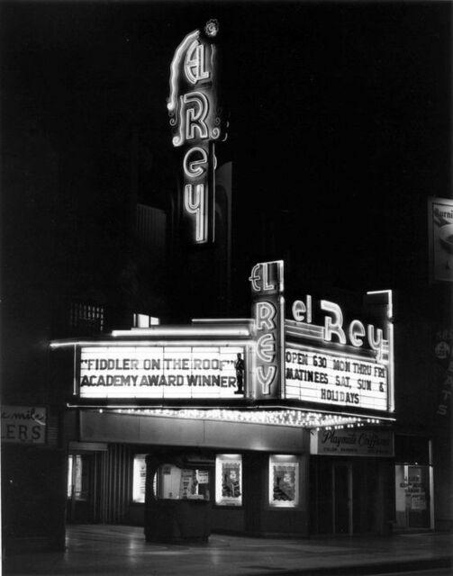 El Rey Theatre