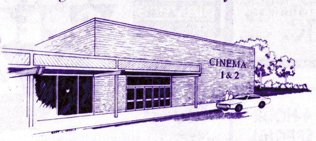 Cinema Centre 1 & 2
