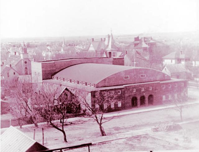 Holdrege Auditorium