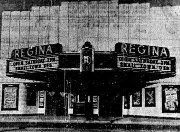 Regina Theater