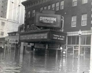 Orpheum Theatre was the predecessor of the Cinema