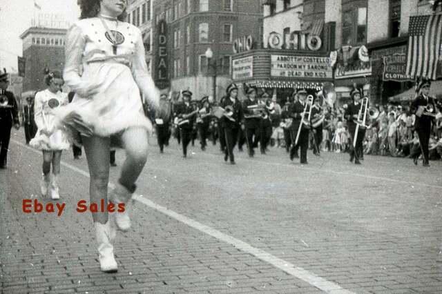 Circa 1942 35mm slide image credit Frank Hemenway.