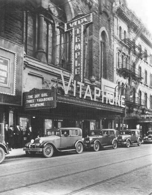 Vita Temple Theatre