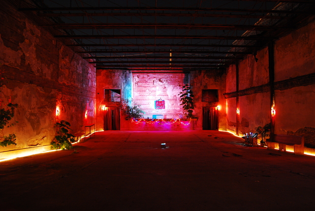 Night time Interior 2010