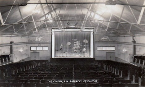 Royal Naval Barracks Cinema
