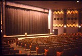 <p>interior of the 70mm auditorium</p>