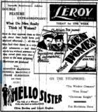 Leroy Theatre