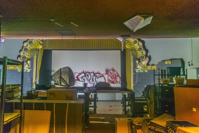 Parkway Theatre Oakland