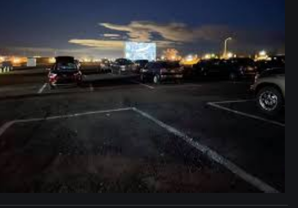 Badlands Drive-In