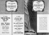 Program April 9, 1941 pgs. 1, 4