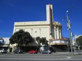 """[""""UA Alexandria Theatre SF CA Closed After All These Years""""]"""