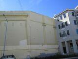 """[""""Back Side UA Alexandria Theatre Condos""""]"""
