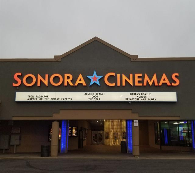 Sonora Cinemas Aurora