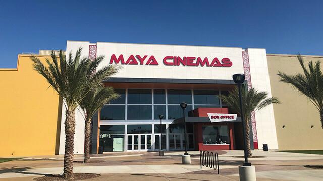 Maya Cinemas Delano
