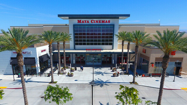 Maya Cinemas Fresno 16
