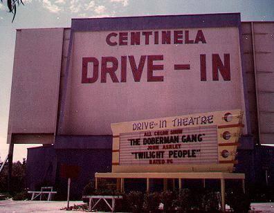 Centinela Drive-In