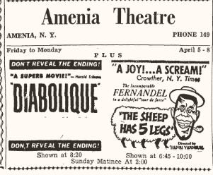 Amenia Theatre