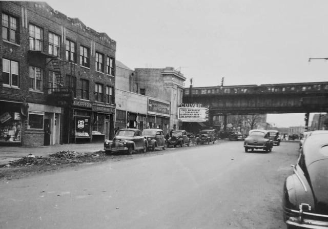 Photo taken in 1947