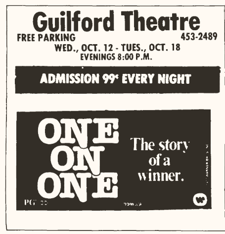 Guilford Theatre