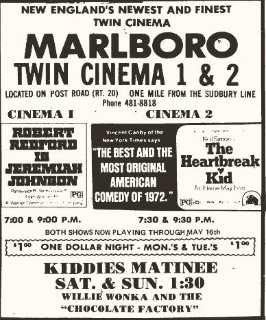 Marlboro 1-2-3 Cinema