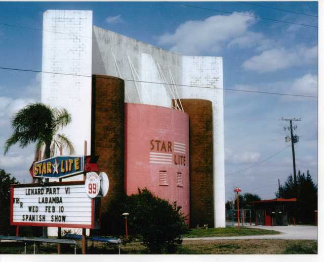Star-Lite Drive-In Theatre, Winter Garden, Florida