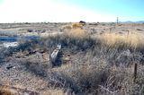 Big Chief Drive In Theatre - Lordsburg, New Mexico Demolished