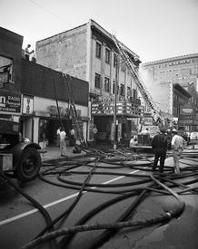 Roxy Theatre fire