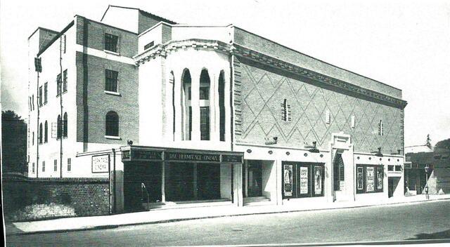Hermitage Cinema
