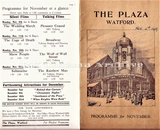 "[""Plaza Cinema Watford""]"