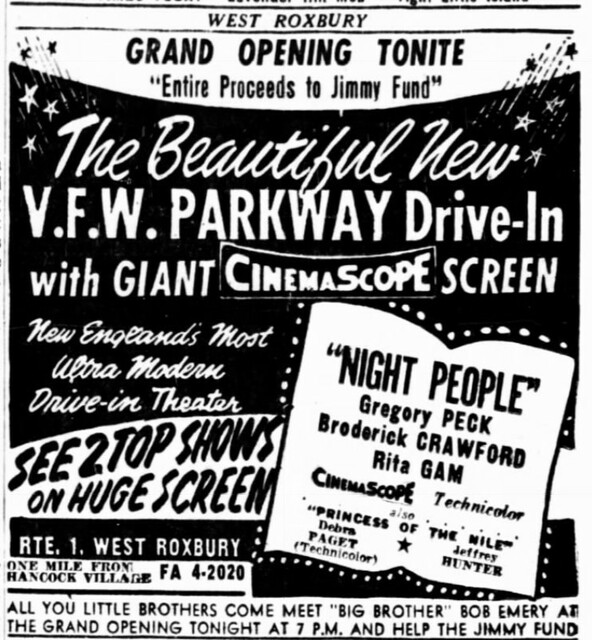 V.F.W Parkway Drive-In