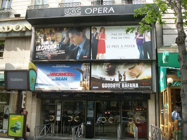 UGC Opera