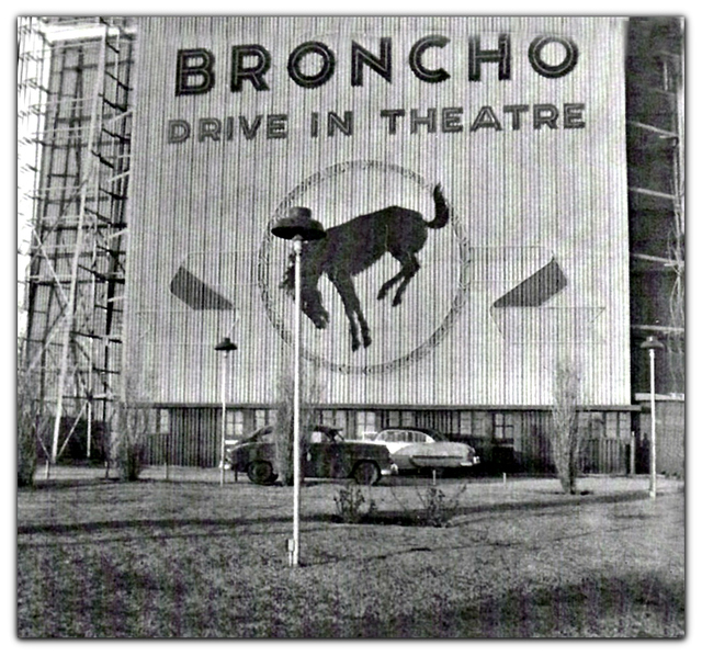 Broncho...Oessa Texas