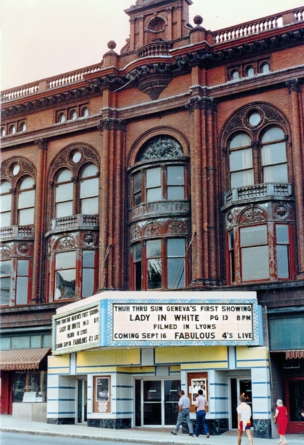 Geneva Theater 1988