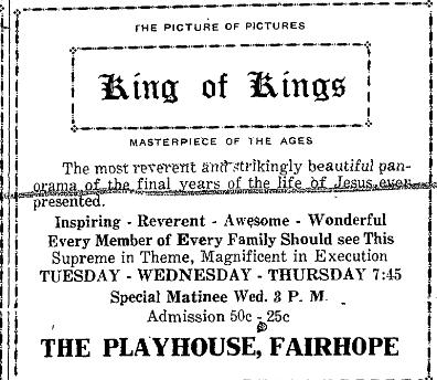 Fairhope Theatre