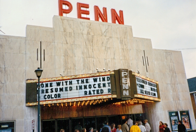 Penn Theater 1990