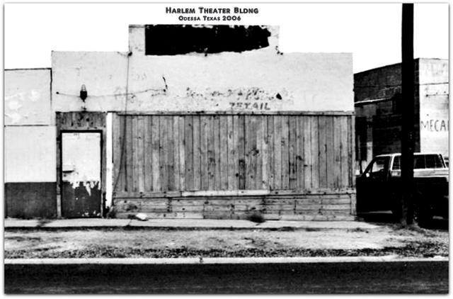 Harlem©...Odessa Texas