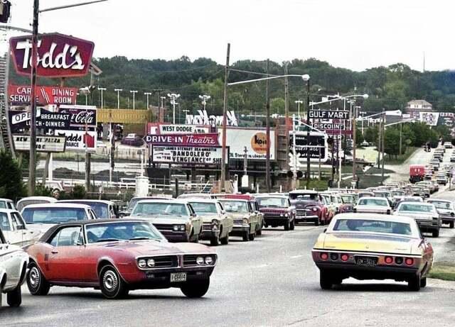 1968 photo credit John Richard.