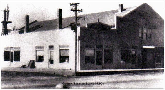 Odessa Theater...Odessa Texas