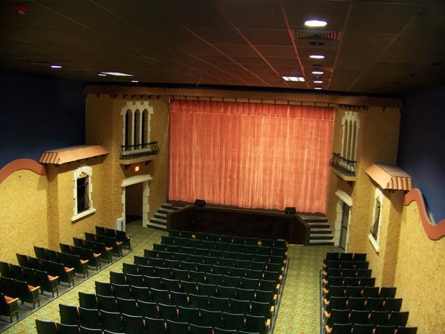 Interior--Garden Theatre