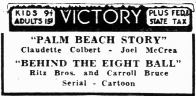 Victory Art Cinema
