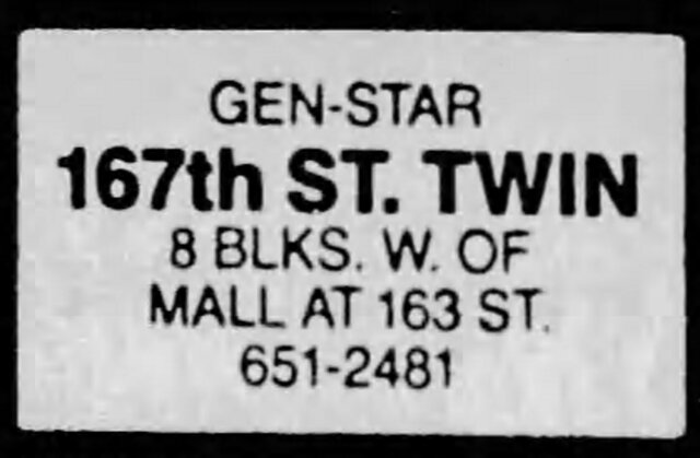 Gen-Star 167th Street