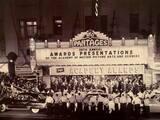 "[""1955 Academy Awards, courtesy Behind The Scenes.""]"