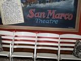 "[""San Marco original seats""]"