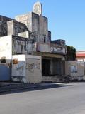 Antiguo Teatro Argel en la Calle Victoria esq. Fogos, Barrio Segundo, Ponce, Puerto Rico