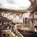 WARNER Theatre; Milwaukee, Wisconsin.