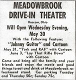 Meadowbrook Drive-In