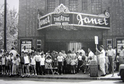 Janet Theater
