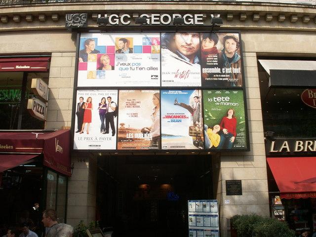 UGC George V